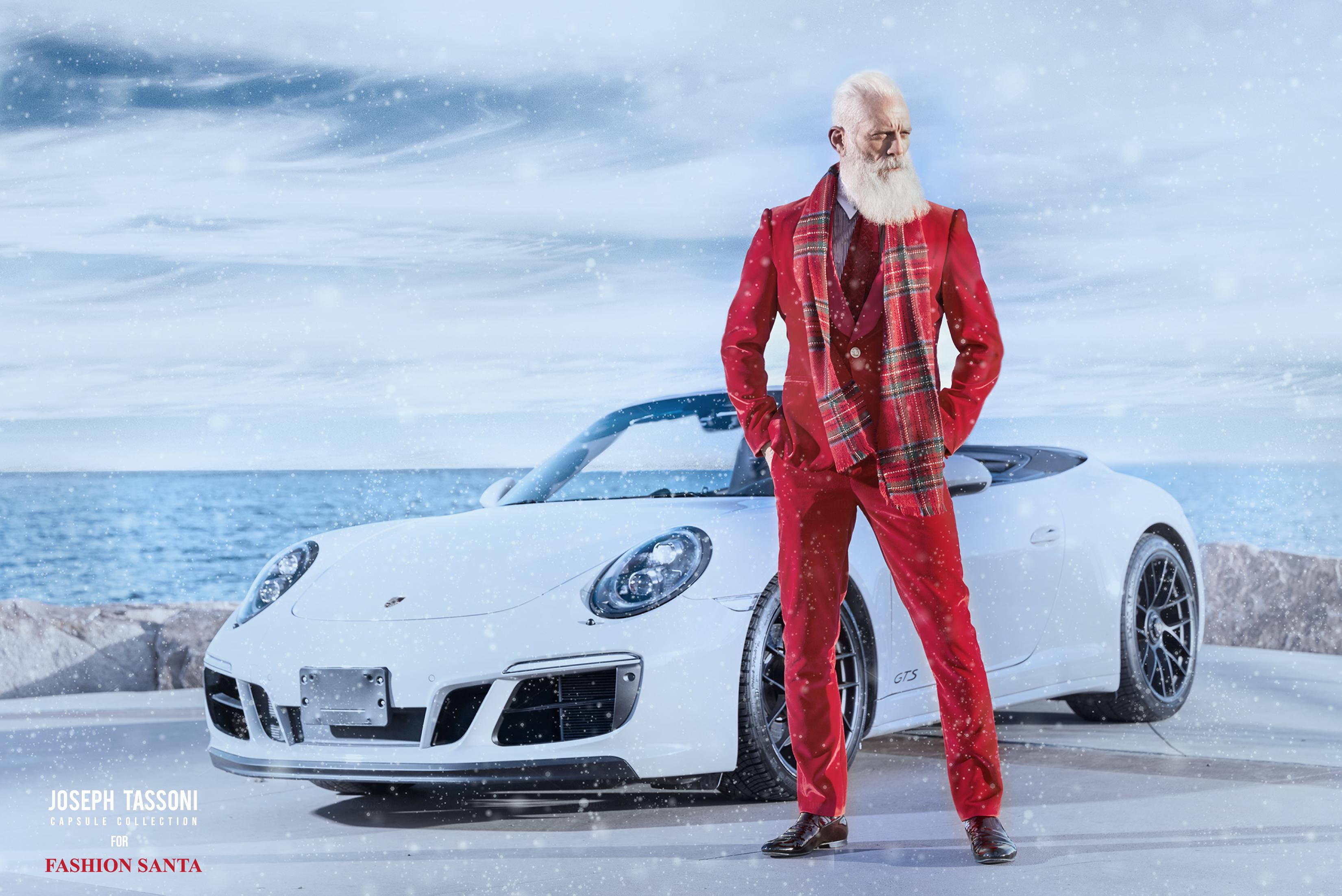 Fashion Santa aka Paul Mason \u2013 FashionTalks