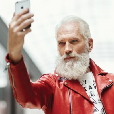 Fashion Santa aka Paul Mason