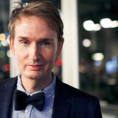 David Dixon LIVE at Toronto Fashion Week