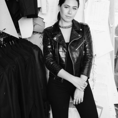 Rosa Halpern Designer and Founder The Namesake's